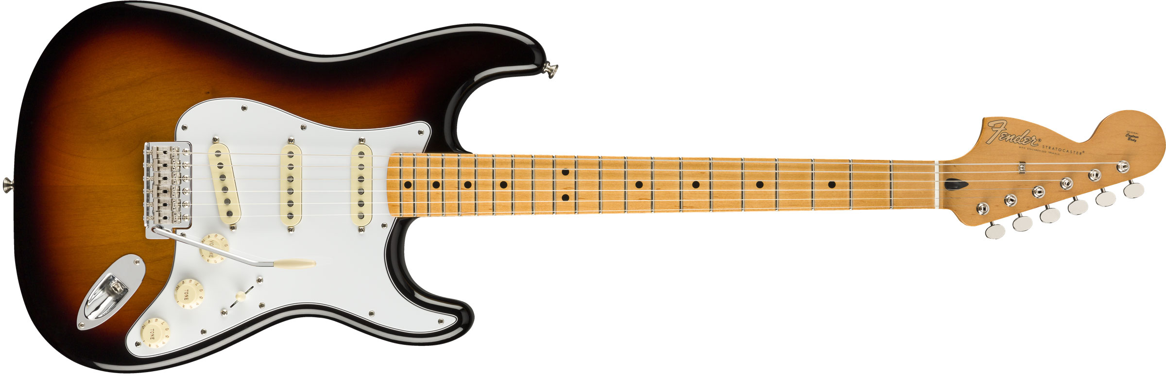 GUITARRA FENDER SIG SERIES JIMI HENDRIX STRATOCASTER 014-5802-300 3-COLOR SUNBURST