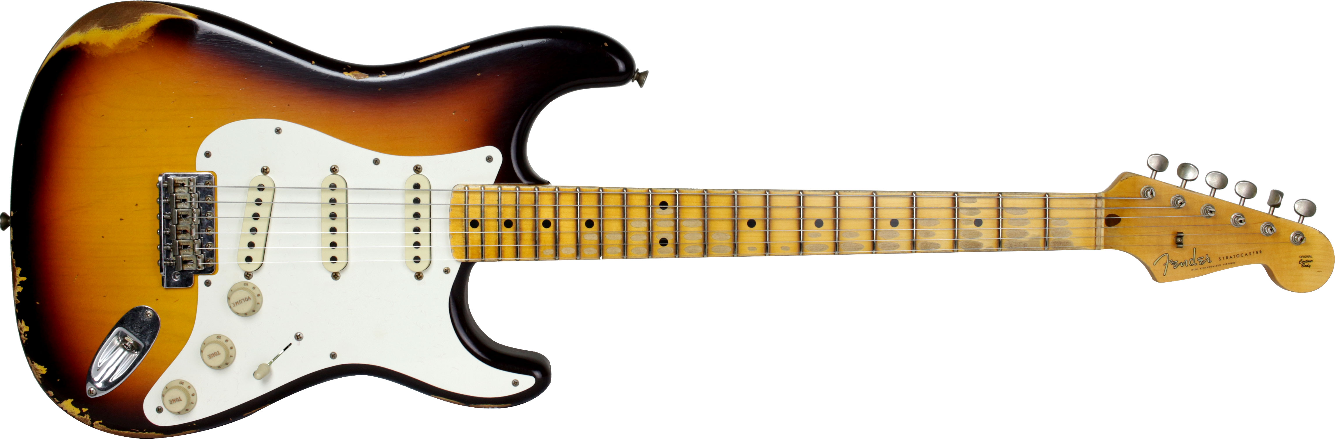 GUITARRA FENDER 923 5000 - 59 STRATOCASTER TIME MACHINE HEAVY RELIC LTD EDITION - 815 - F.CHOC 3TSB