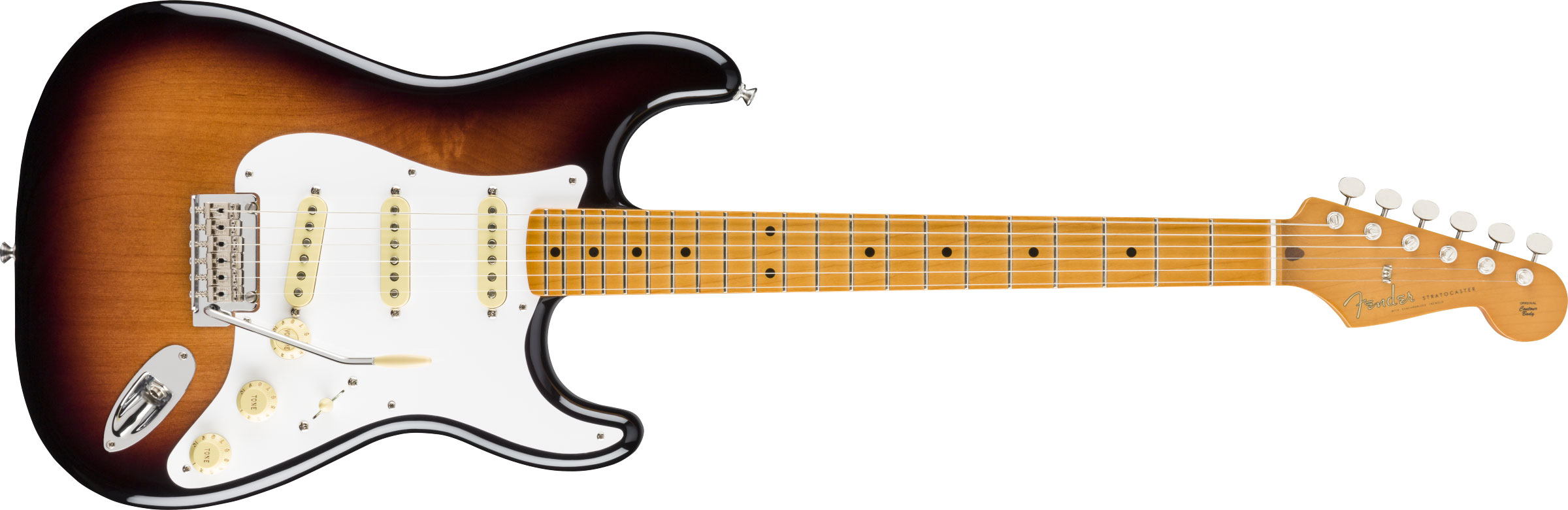 GUITARRA FENDER VINTERA 50S STRATOCASTER MODIFIED MAPLE 014-9962-303 2-COLOR SUNBURST
